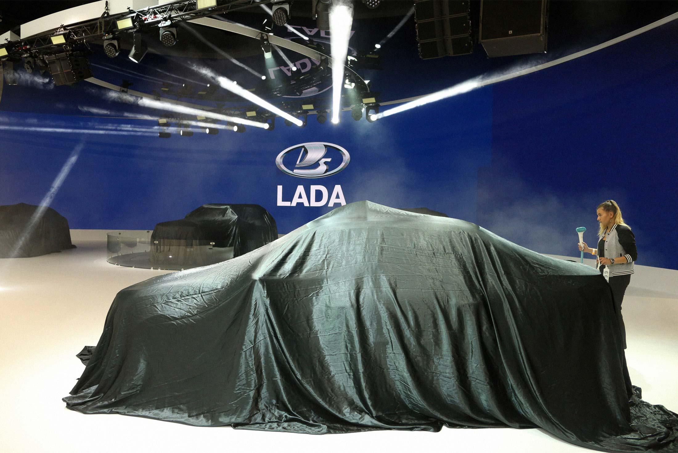 AvtoVAZ is preparing an update for Lada Priora in 2017 68