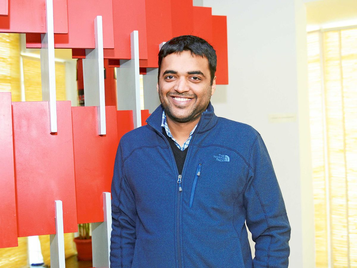 Zomato IPO Vaults 38-Year-Old Founder Among India's Super Rich