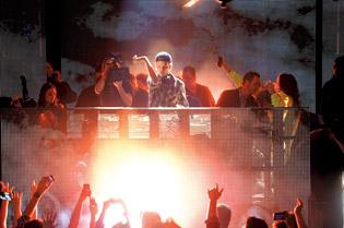 DJ Avicii performs at Wynn Las Vegas @ Park City Live!