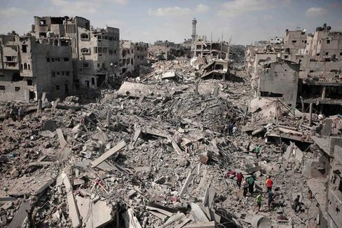 Gaza's Next Disaster: No Cement for Rebuilding