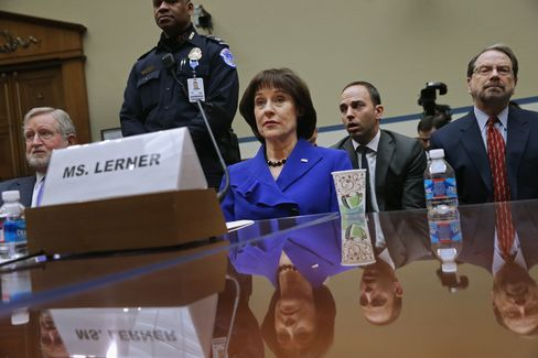 Former IRS Director Lois Lerner Testifies To A House Oversight Committee On IRS Targeting Scandal