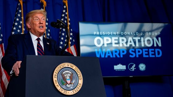 Trump Back to Criticizing Governors for Re-Opening Too Slowly