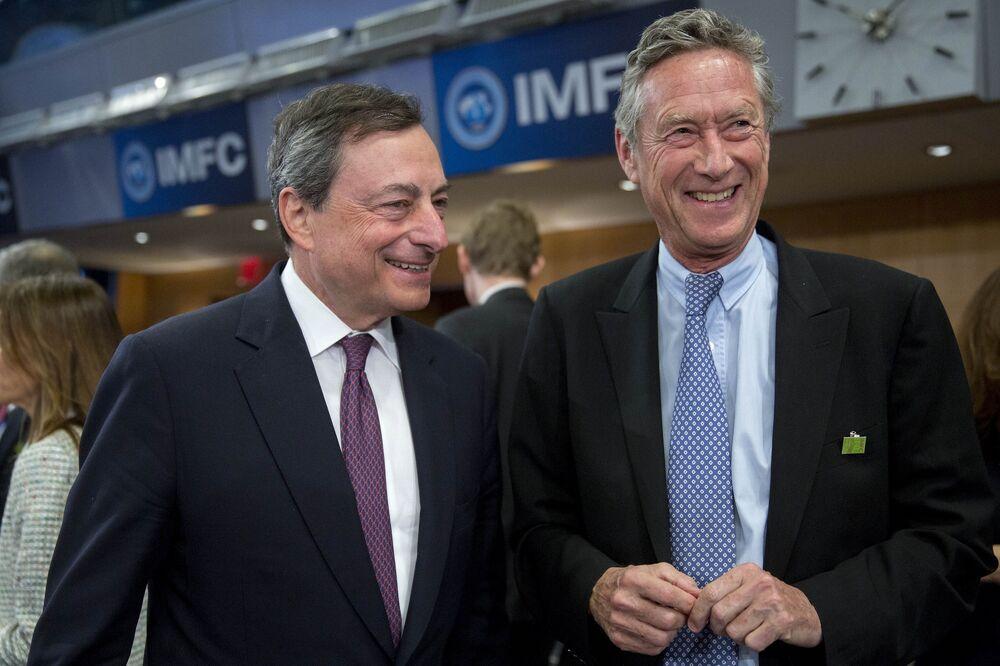 Ο καλύτερος υποψήφιος για να αντικαταστήσει τον Mario Draghi