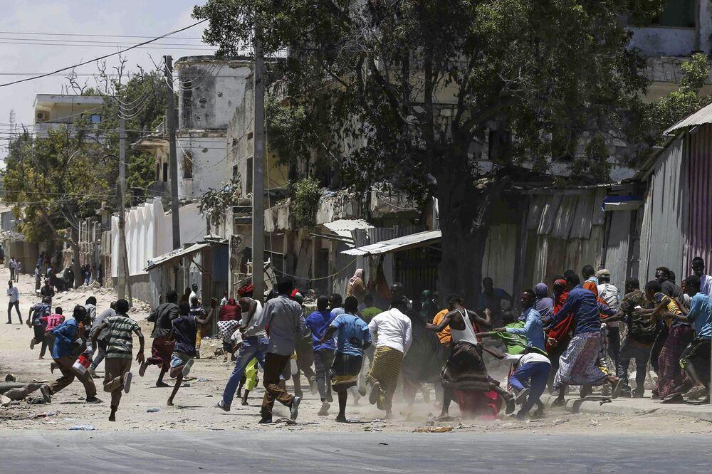 Explosion Heard in Somali Capital of Mogadishu