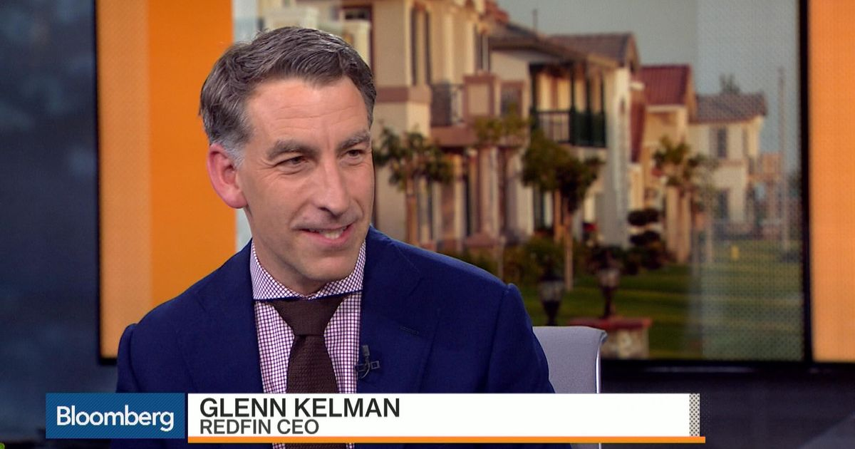 Redfin's CEO: Here's What Keeps Me Up at Night