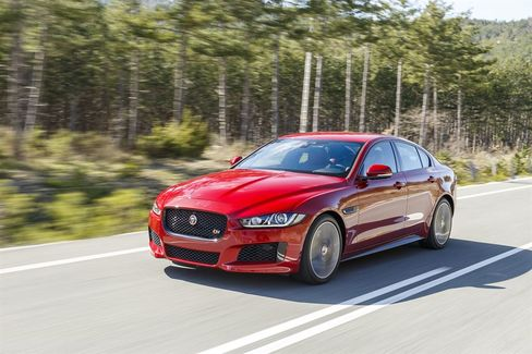 Jaguar's XE will be the brand's first small sedan in years.