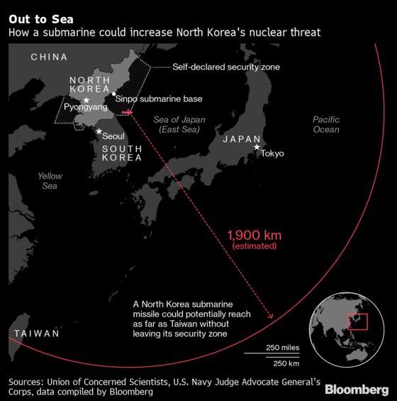 North Korea's Next Submarine May Make Nuclear Talks Even Harder