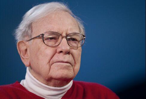 Berkshire Hathaway Chairman Warren Buffett