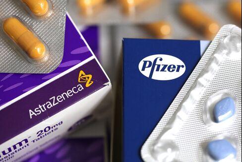 Pfizer AstraZeneca Acquisition Bid