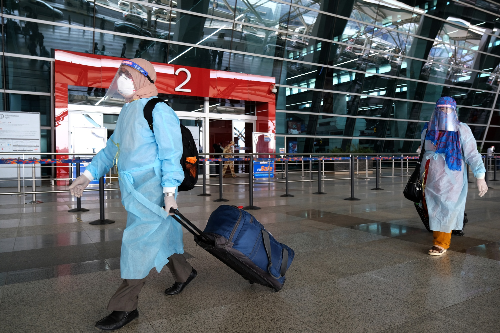 Airlines Caught Off Guard as India Suddenly Allows Flights