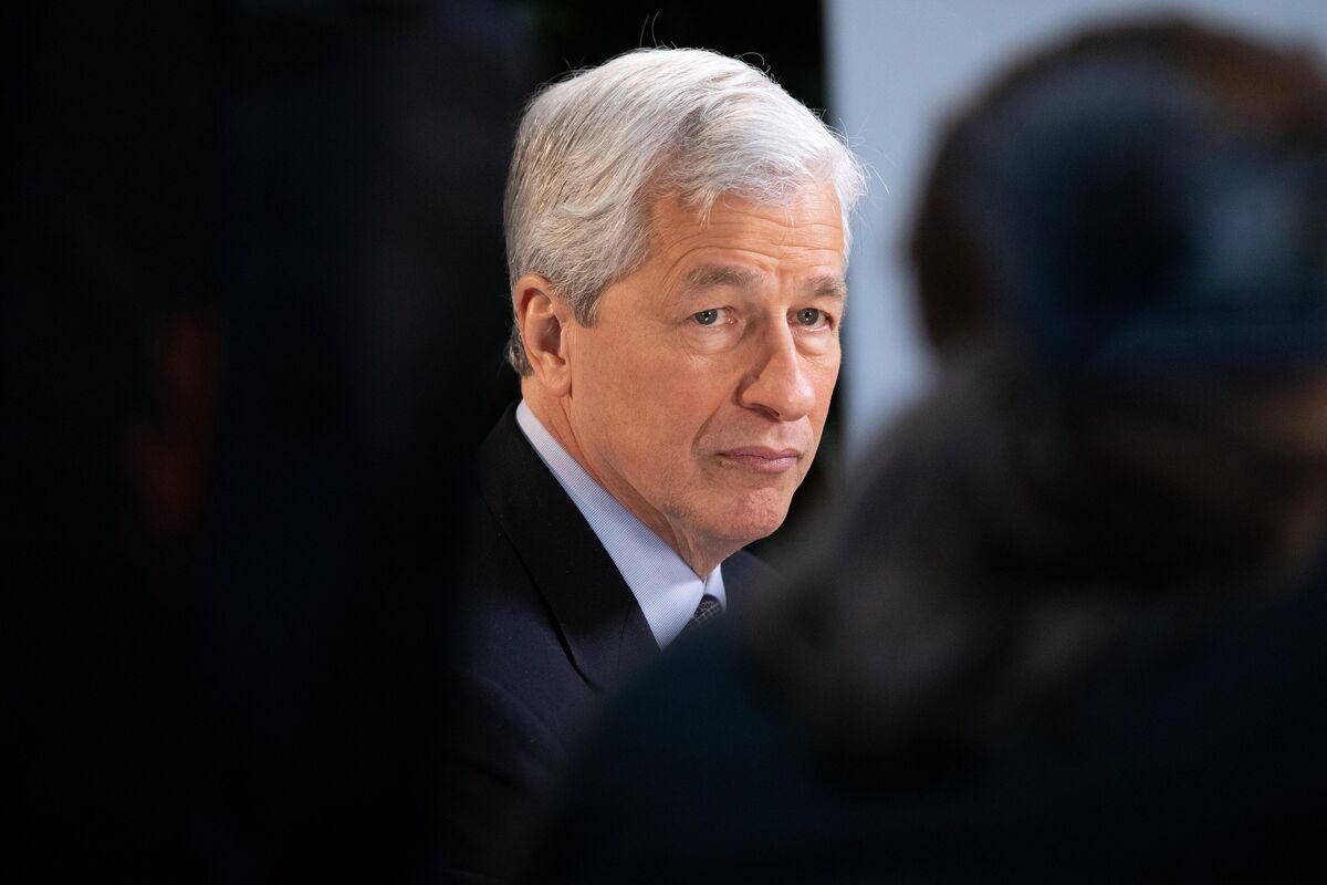 Dimon Says Racist Behavior Doesn't Reflect JPMorgan Culture