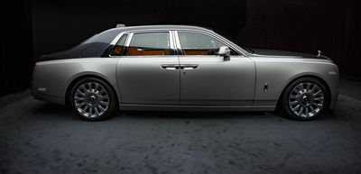 The Rolls-Royce Phantom. Source: Rolls-Royce