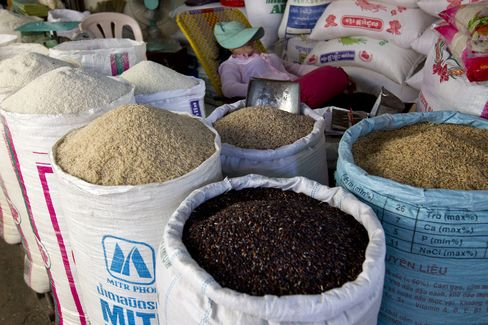Food Crisis Not as Bad as 2008 Because of Rice Price, OECD
