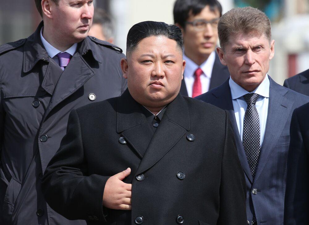N. Korea's Kim Leads Discussion on Raising War Deterrent: KCNA ...