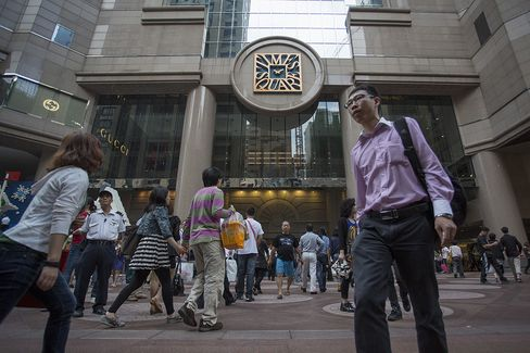 Hong Kong Eclipses New York as Most Expensive Retail Location