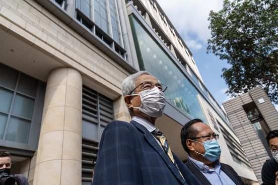 Hong Kong's Jimmy Lai, Martin Lee Found Guilty Over 2019 Protest