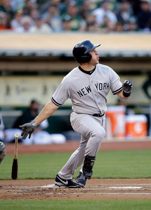 Yankees First Baseman Mark Teixeira