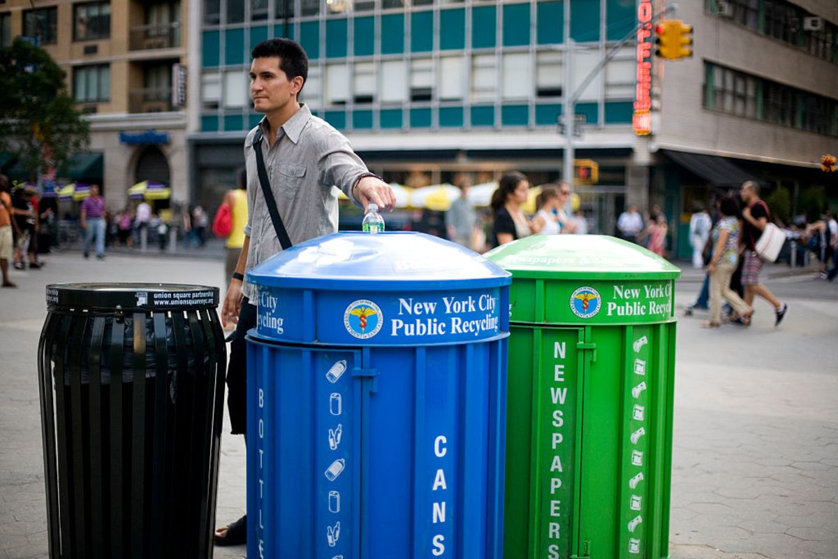 The Recycling Game Is Rigged Against You