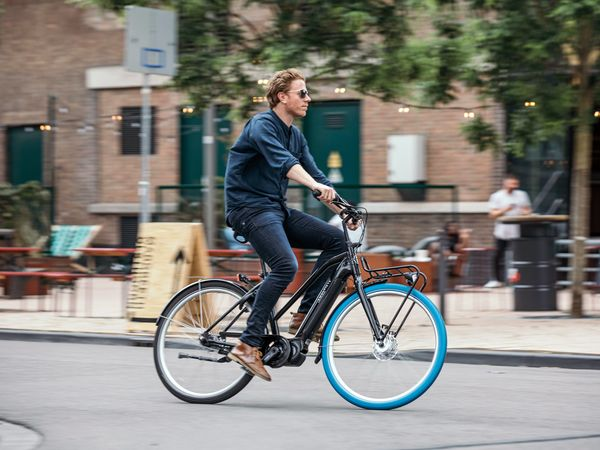 relates to Bicycles Are Pushing Aside Cars on Europe's City Streets
