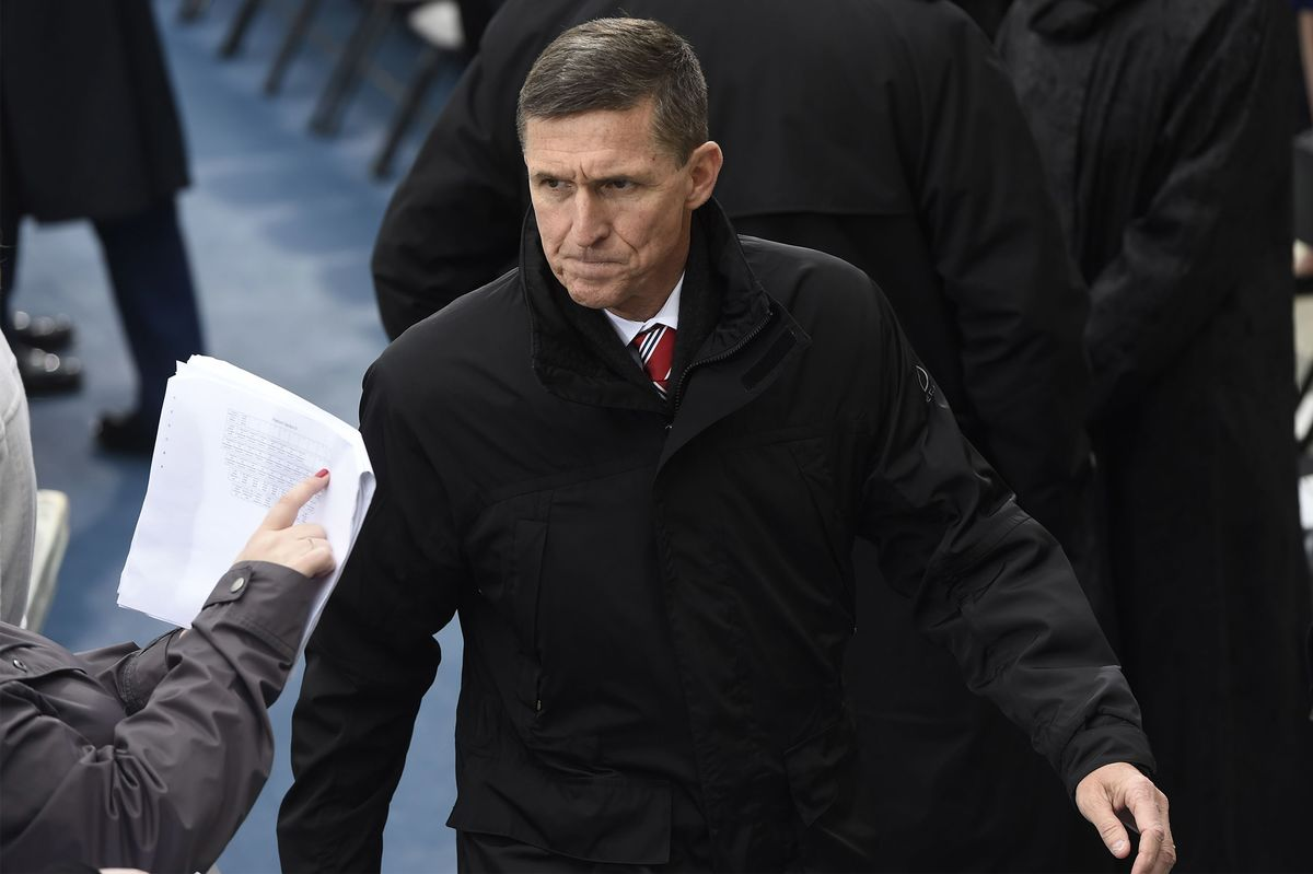 Flynn Said Russia Sanctions Would Be Nixed, According to a Whistle-Blower