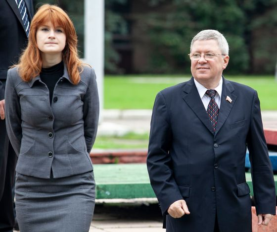 These Are the Russians Picked for Butina's Trip to Trump Breakfast