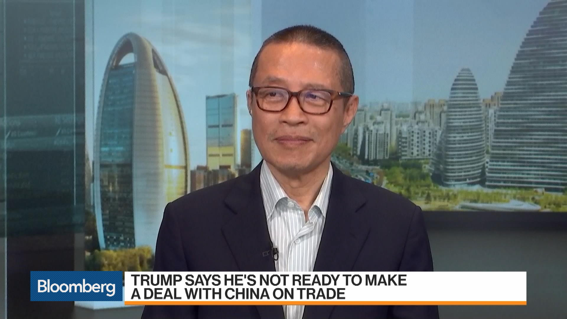 Hao Capital Founder Charles Liu on U.S.-China Trade War, Huawei, Negotiations