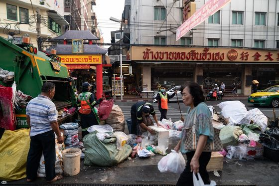 Bangkok Street-Food Stalls Are Trying to Give Up Plastic Bags