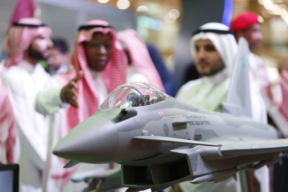 BAE Shares Drop as Saudi Arms Deals Hit by German Export Ban