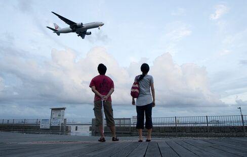 Japan Air Cuts China Flights Amid Islands Spat