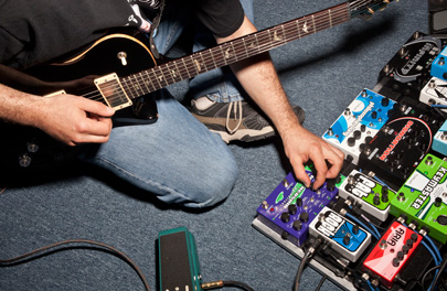 U.S. production lets Pigtronix more extensively test its guitar pedals