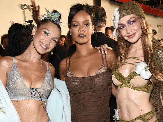 Rihanna Has Her Own Idea of What's Sexy, and Victoria's Secret May Suffer