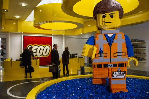 Lego A/S Factory Tour And Chief Executive Officer Joergen Vig Knudstorp Interview