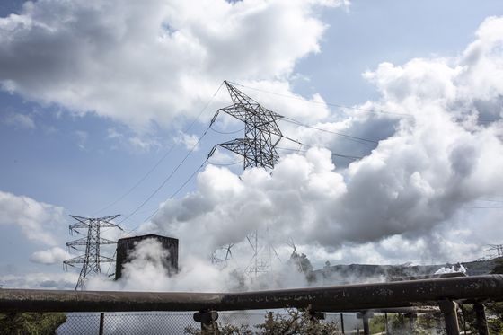 Kenya's Geothermal Utility to Sell Carbon Credits By Year-End