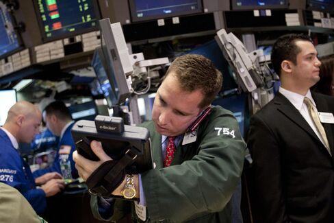 Stocks Rise on Euro Optimism, Bernanke Speech