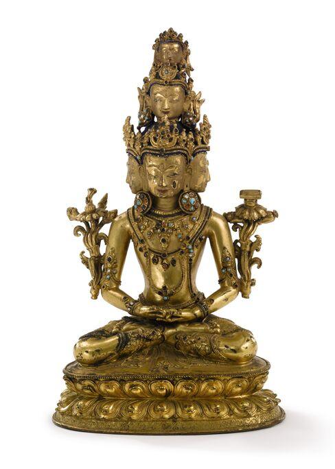 Six-Headed Avalokiteshvara