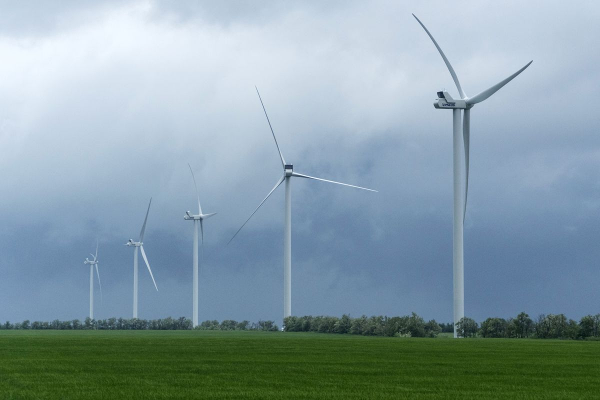 Wind Energy Feels the Force of World Markets