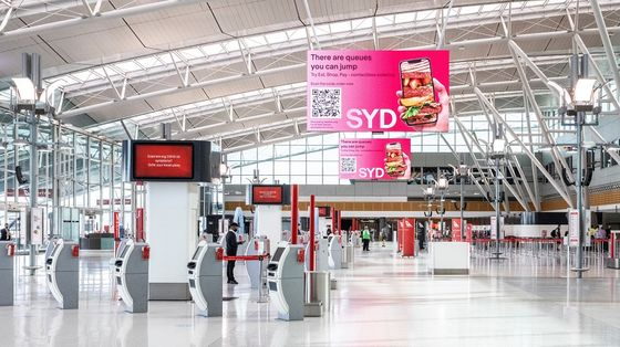 Macquarie ConsortiumWeighs Rival Bid for Sydney Airport