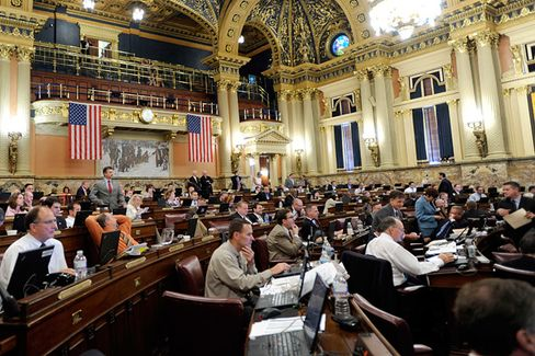 Ranking the GOP's Most Vulnerable States in 2014