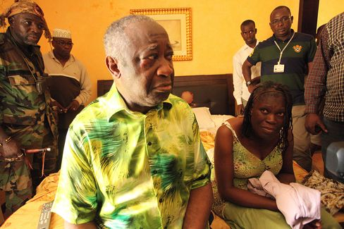Gbagbo's Capture Sets Ivory Coast on Difficult Road