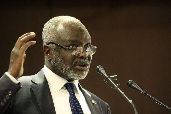 Former Rebel Goes for Gold in Bid to Turn Around Sudan's Economy