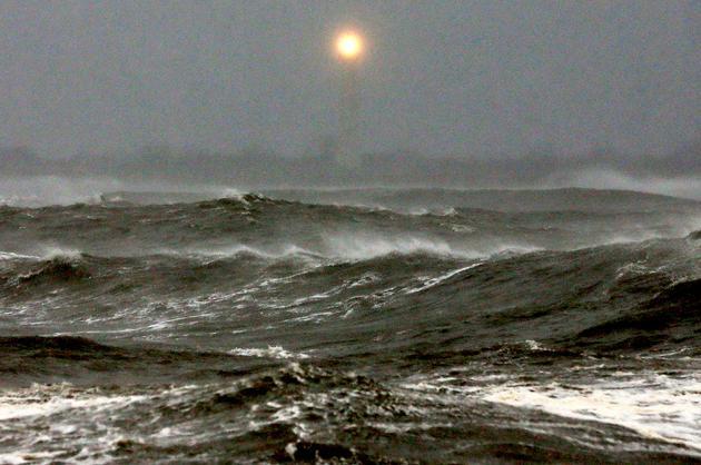 Hurricane Sandy (2012) Category 1
