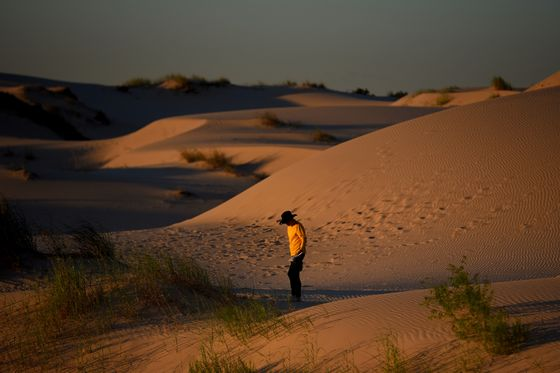 Worthless Just Two Years Ago, West Texas Sand Now Brings in Billions
