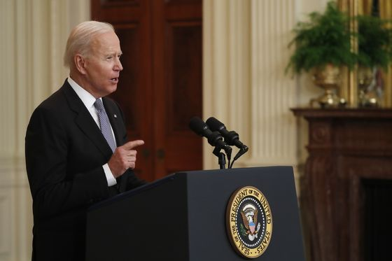 Biden to Tell Putin U.S. Won't 'Stand By' on Human Rights Abuses