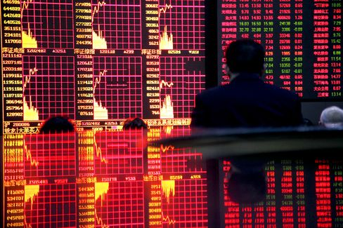 China's Stocks Head for Weekly Gain on Policy Outlook