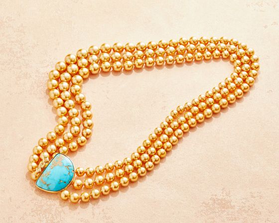 These Pearls Look Nothing Like the Thin Strands You're Used To