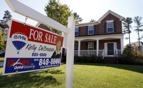 Home Prices in 20 U.S. Cities Probably Dropped