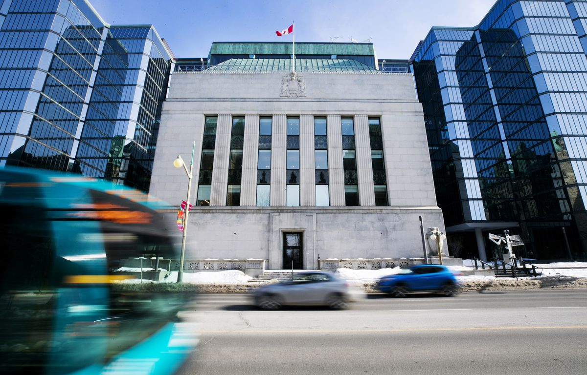 Bank of Canada Poised to Follow Fed With Rate Cuts, Traders