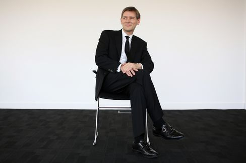 Shire CEO Flemming Ornskov
