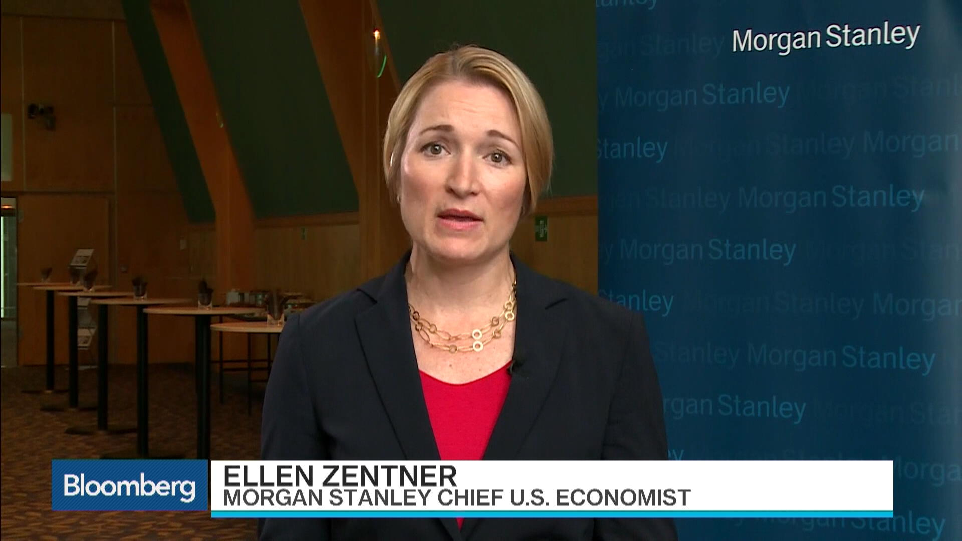 Morgan Stanley S Zentner Sees No Damage From Fed Hikes Bloomberg