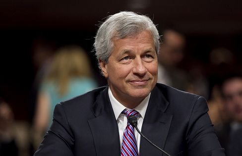 JPMorgan's Chief Executive Officer Jamie Dimon
